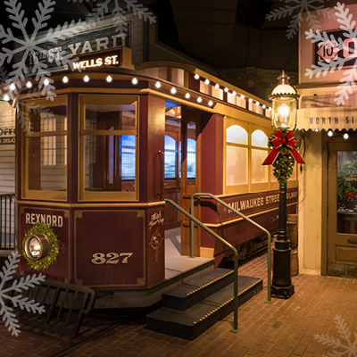 Black Friday Fun at the Milwaukee Public Museum