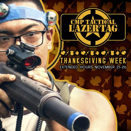 Thanksgiving Week Extended Hours