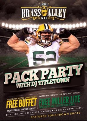 Brass Pack Party