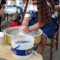 Winter Break Pottery Classes