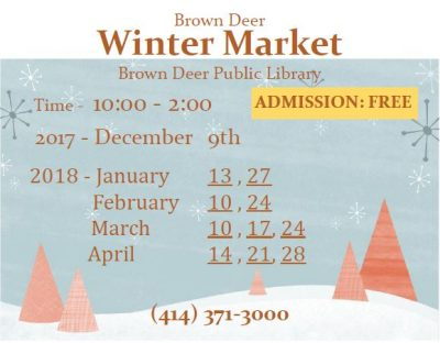 Brown Deer Winter Market