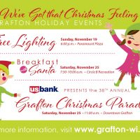 Grafton Tree Lighting Ceremony