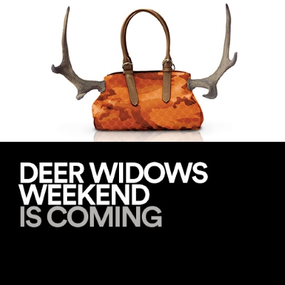 Thrill of the (Bargain) Hunt: Pleasant Prairie Premium Outlets Hosts 3rd Annual Deer Widows Weekend