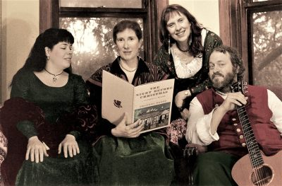 Bittersweet Christmas Band at the Beulah Brinton House December 3