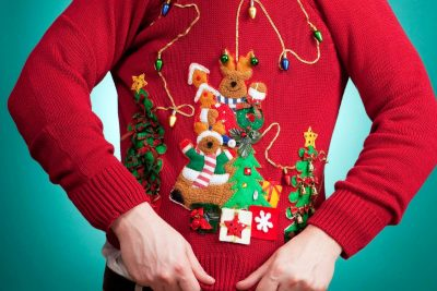 Ugly Sweater Parties at the Monarch Lounge