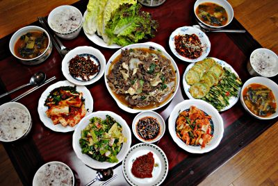 Korean Cooking: Traditional Dishes to Celebrate Korean Culture
