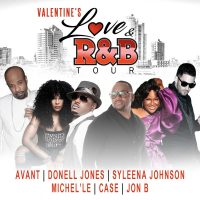 Valentines Love and R&B Tour