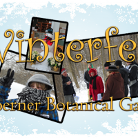 Winterfest at Boerner Botanical Gardens