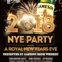 Jameson Presents: A Royal NYE Event