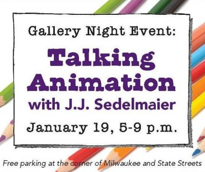 Talking Animation with J.J. Sedelmaier