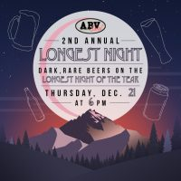 The Longest Night at ABV Social