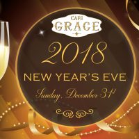 New Year's Eve at Cafe Grace