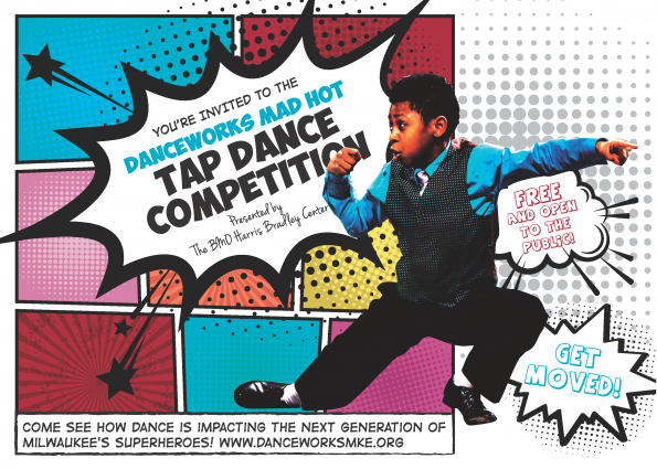 Danceworks Mad Hot Tap Dance Competition