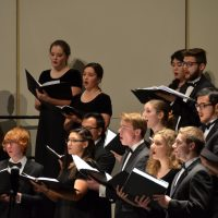 Invictus: UWM Choral Collage Concert