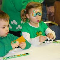 Family Day at the Village: St. Patrick's Day Celebration
