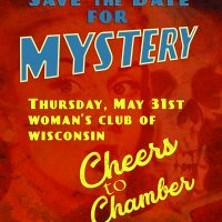 """Cheers to Chamber! - """"A Date with Mystery"""""""