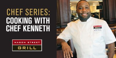 Chef Series: Cooking with Chef Kenneth