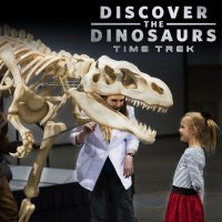 Discover the Dinosaurs: Time Trek