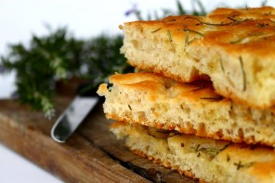 Focaccia with Catherine Ward