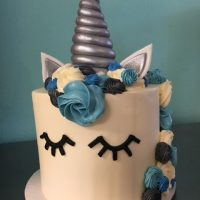 Unicorn Cake Class with Jennifer from Delicately D...