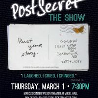 PostSecret: The Show