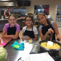 JUNIOR CHEFS COOKING CAMP | ALL AMERICAN CLASSICS | WEEK 2