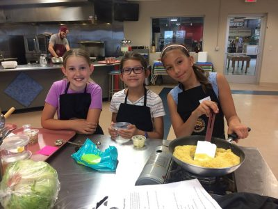 JUNIOR CHEFS COOKING CAMP   ALL AMERICAN CLASSICS ...