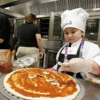 JUNIOR CHEFS COOKING CAMP | A DAY AT THE BISTRO | WEEK 6