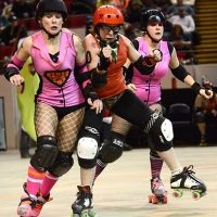Brewcity Bruisers Roller Derby-Travel Team Bout