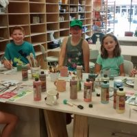 Summer Clay Camp for Kids