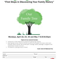 "Beginner Genealogy ""First Steps in Discovering Your Family History"""