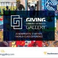 Giving Gallery: Community in Process