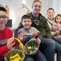 Spring Fling Egg Hunt at Discovery World