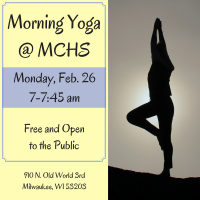 Morning Yoga at MCHS