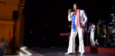 Elvis Salute to Our Heroes