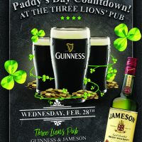 Paddy's Day Countdown!