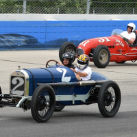 Millers at Milwaukee – Vintage Indy Car Event