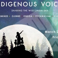 Indigenous Voices: Sharing the Wisconsin Sky