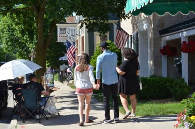 Paint Cedarburg: a Plein Air Event Opening Party a...