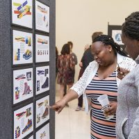 CREO, Art Exhibition at Mount Mary