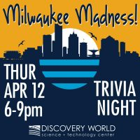 Adult's Only Trivia - Milwaukee Madness!