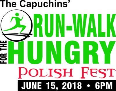 Capuchins' Run Walk for the Hungry