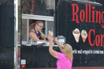 Rotary's Food Truck Sunday in South Milwaukee