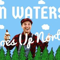Don Waterski Goes Up Nort'
