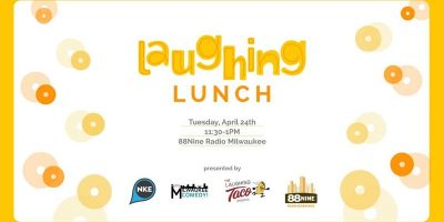 Laughing Lunch