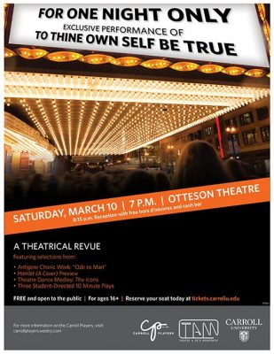 Theatrical Revue and Reception