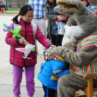 FREE Spring Family Event, Easter Bunny and Egg Hunt