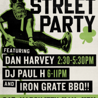 St. Paddy's Day Street Party
