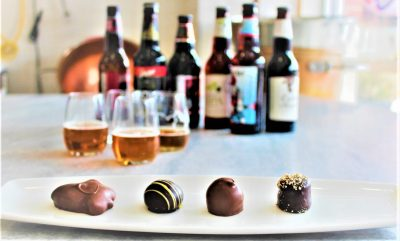 Kilwins Chocolate and Beer Pairing
