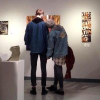 April Gallery Night and Day